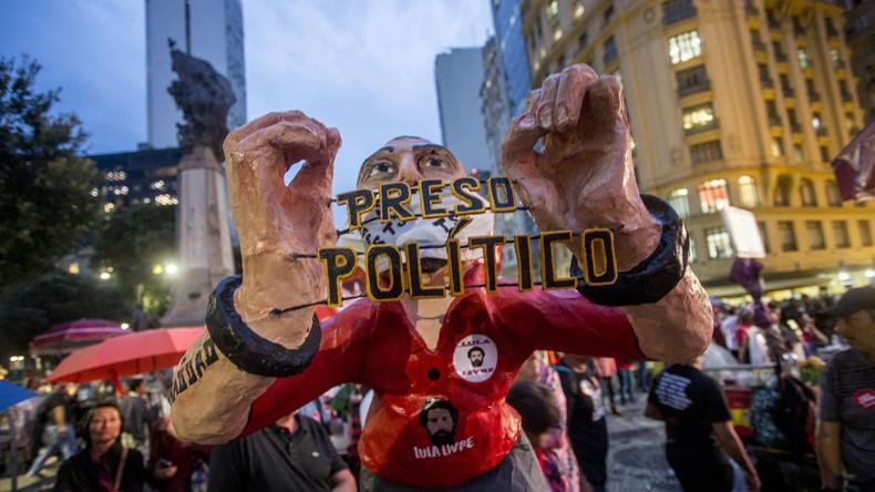 Präsidentschaftswahlen in Brasilien: Ex-Präsident Lula darf nicht wählen