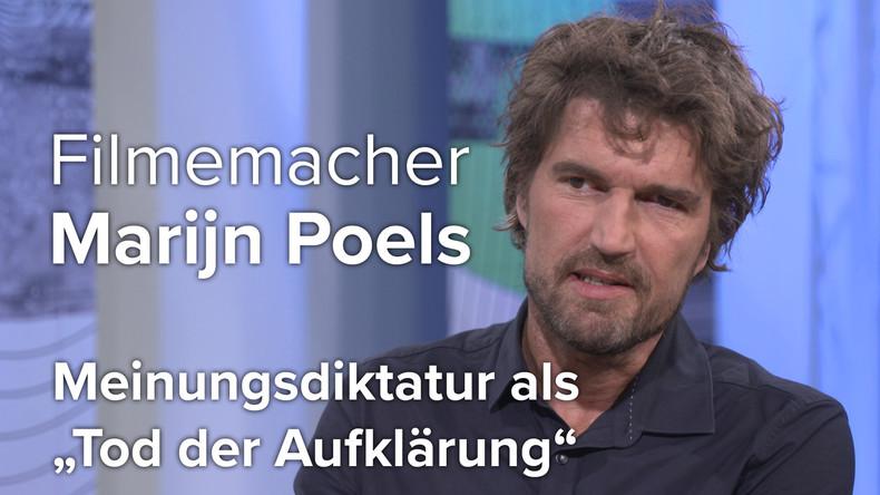 """Meinungsdiktatur als """"Tod der Aufklärung"""" – Filmemacher M. Poels im Gespräch [DFP 02]"""