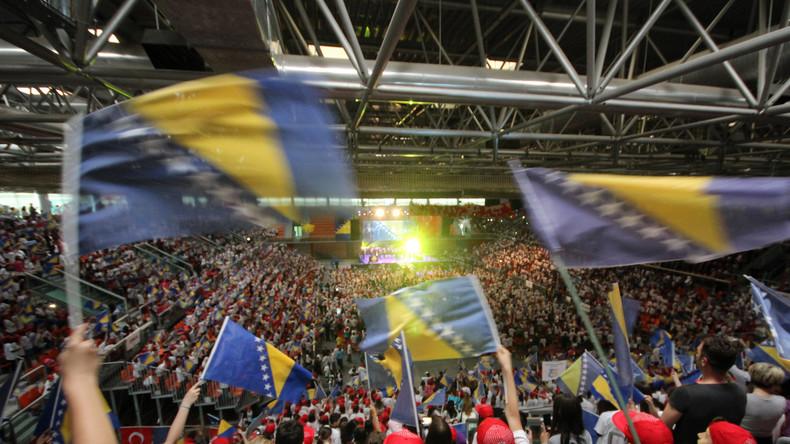 Wahlen in Bosnien-Herzegowina: Gelähmter Staat kämpft mit Armut und Abwanderung