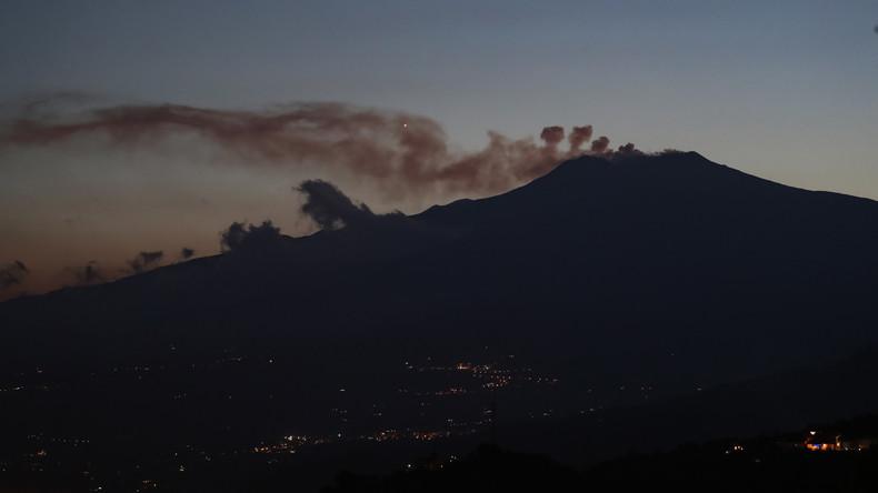 Leichtes Erdbeben erschüttert Sizilien