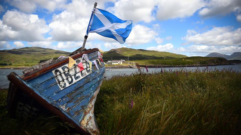 Live aus Edinburgh: Marsch für die Unabhängigkeit