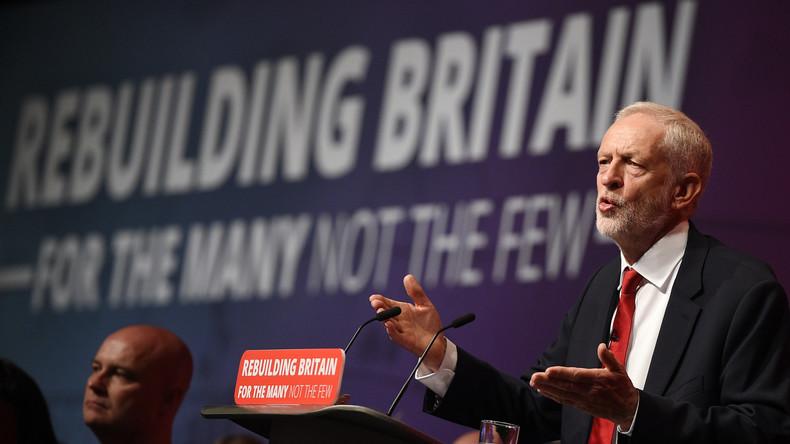 Corbyn soll mit aller Macht gestoppt werden