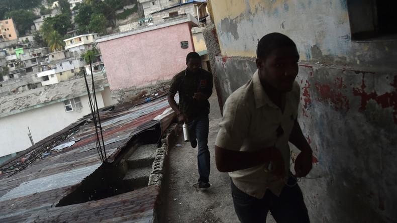 Erdbeben erschüttert Haiti - Mindestens elf Tote