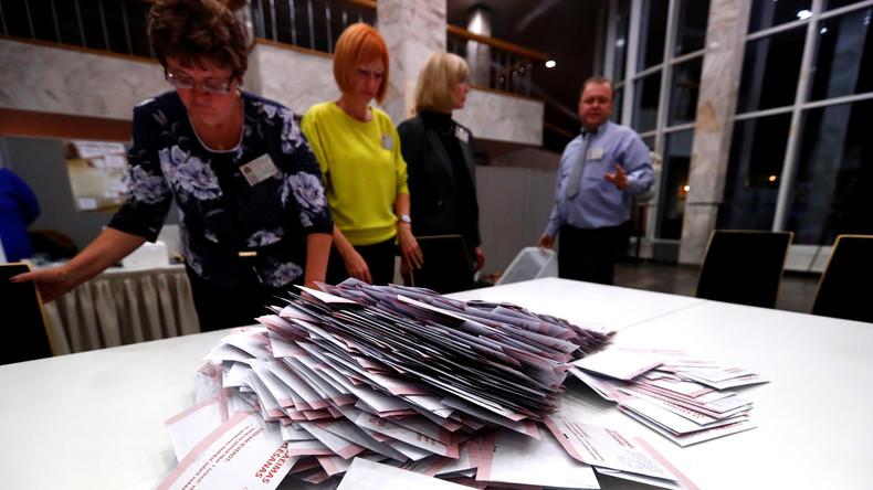 Regierungskoalition verliert Mehrheit bei Parlamentswahl in Lettland