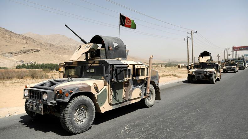 Afghanische Armee tötet fast 60 Kämpfer in 13 Provinzen