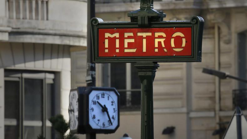 Messerangriff auf Polizisten in Pariser Metro – Täter festgenommen