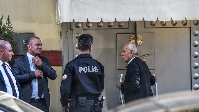 Vermisster Reporter: Türkei will Konsulat durchsuchen