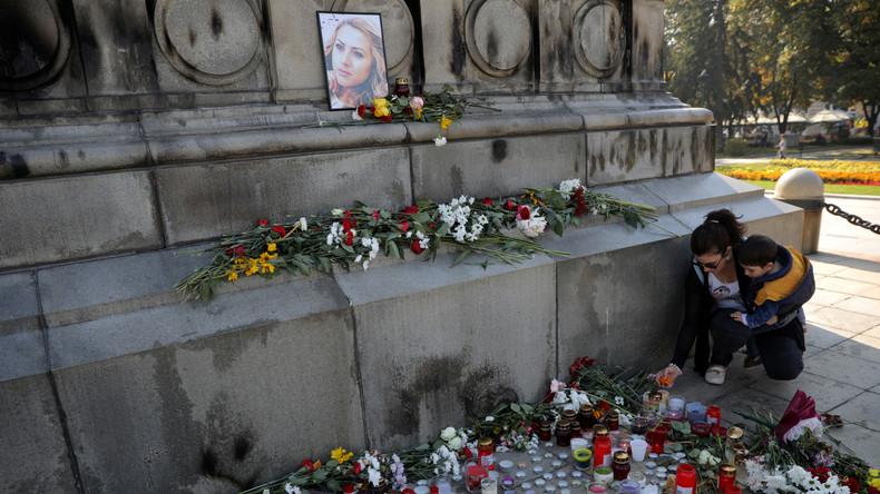 Mord an bulgarischer Journalistin: Verdächtiger offenbar gefasst, aber viele Fragen bleiben