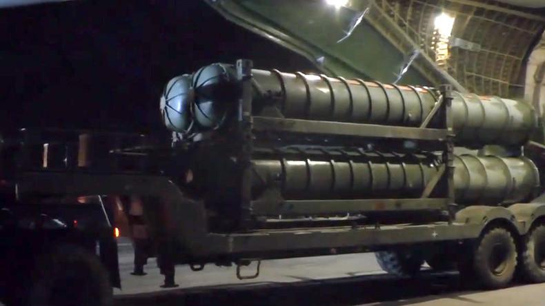 Russland hat Syrien drei S-300PM-Batterien gespendet