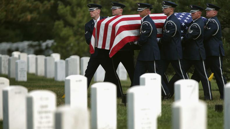 Hochgerüstete US-Armee zeigt sich völlig wehrlos gegen neuen Feind