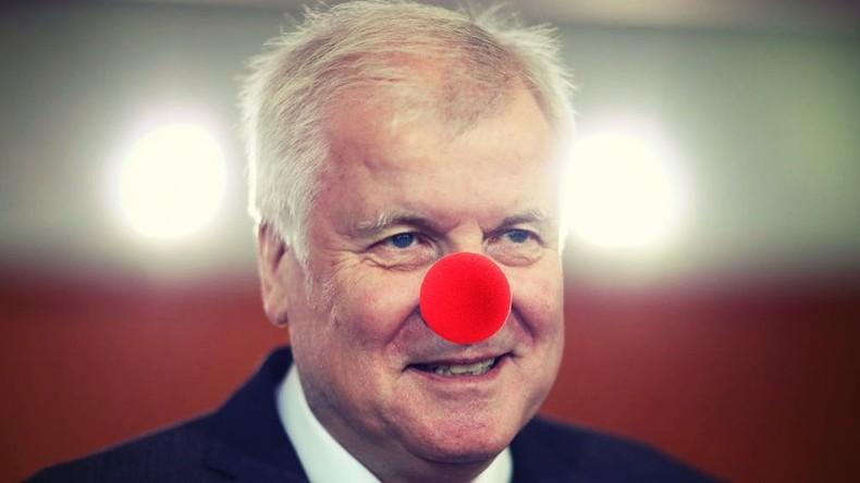 Wenn Politiker Witze erzählen: Seehofer empört Griechen mit Arroganz-Anfall