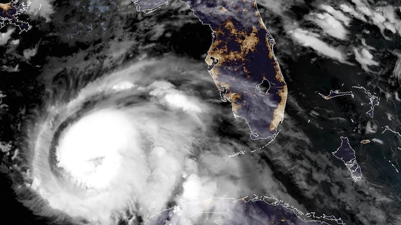 "Hurrikan ""Michael"" steuert auf Florida zu – Warnung vor Monstersturm"