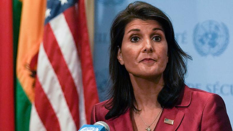US-Botschafterin bei den Vereinten Nationen kündigt – Trump akzeptiert Rücktrittsgesuch Haleys
