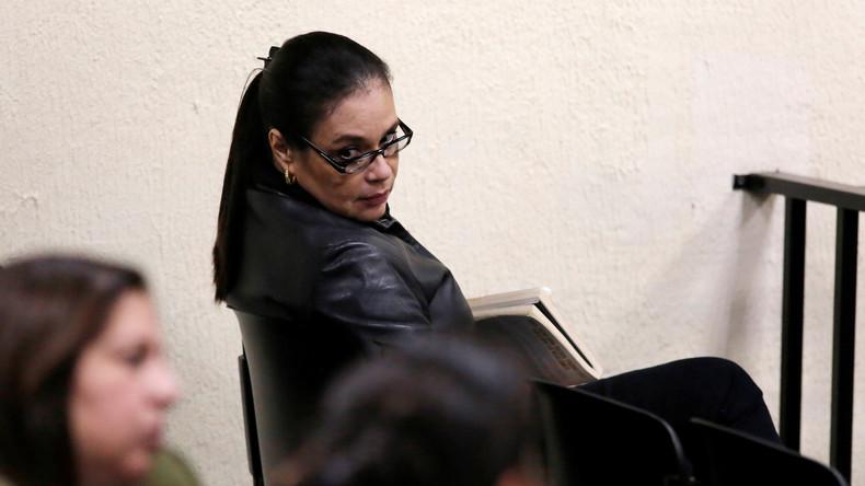 Guatemalas Ex-Vizepräsidentin zu 15 Jahren Haft verurteilt