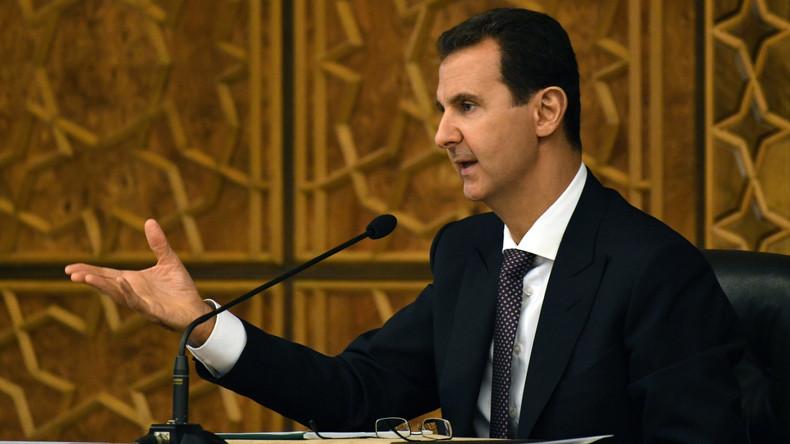 Baschar al-Assad segnet Generalamnestie für Deserteure ab