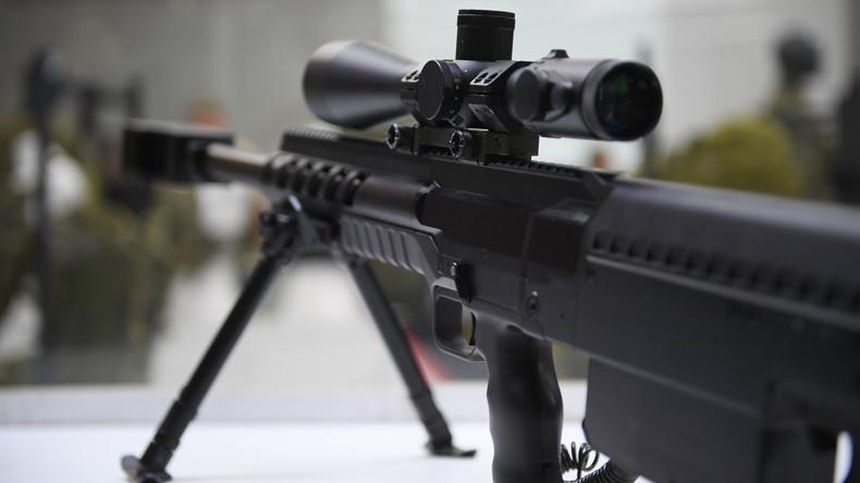 """Nachbau russischer Kalaschnikow-Waffen in den USA ist """"Diebstahl"""""""