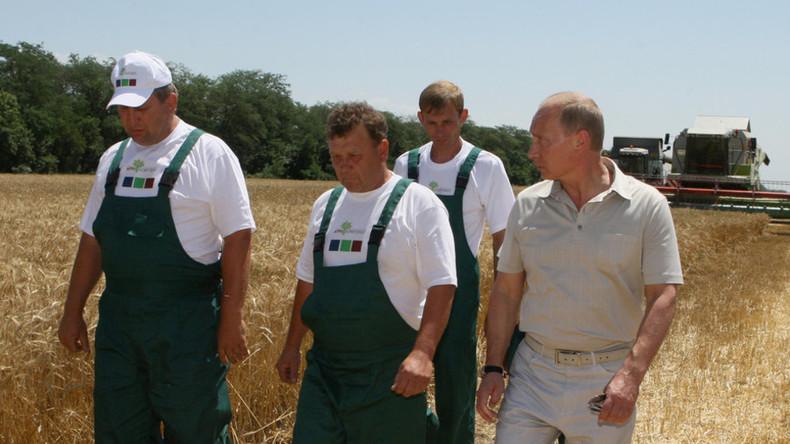 Russische Expansionsgelüste: Gentechnikfreier Agrarsektor soll globalen Lebensmittelmarkt erobern
