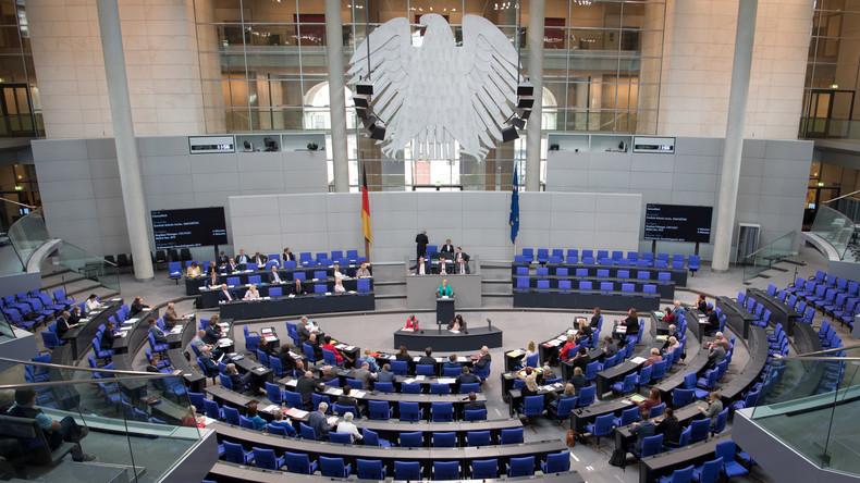 LIVE: 55. Sitzung des Deutschen Bundestages über Förderung von Langzeitarbeitslosen