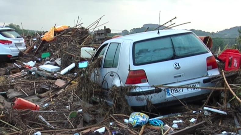 Mallorca: Sturzfluten töten mindestens zehn Menschen – Noch immer Vermisste, darunter Deutsche