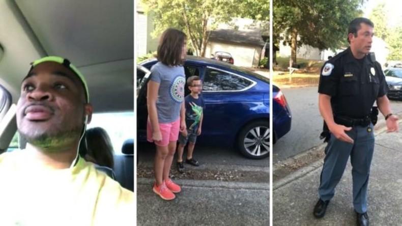 USA: Frau alarmiert Polizei wegen schwarzen Babysitters mit weißen Kindern