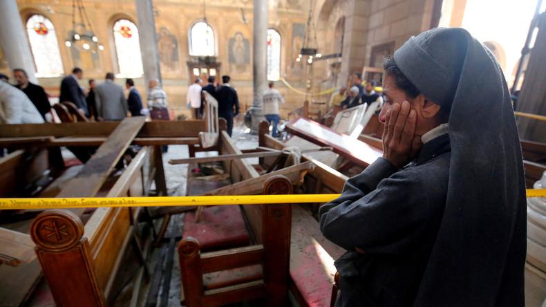 17 Angeklagte wegen Kirchen-Anschlägen in Ägypten zum Tode verurteilt