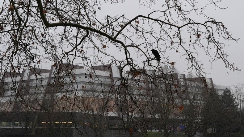 """Moskau reagiert auf Ausschlussdrohungen des Europarates: """"Wir werden nicht für heiße Luft bezahlen"""""""