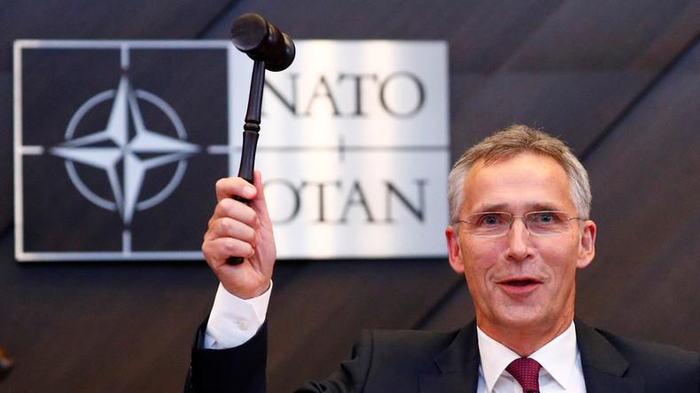 Charme-Offensive statt Holzhammer: Joggen, Selfies und Serbisch-Kenntnisse des NATO-Chefs in Belgrad