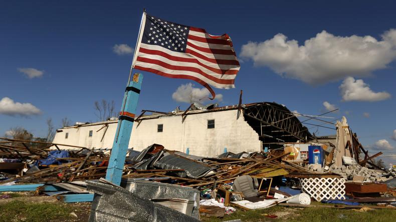 """Zahl der Todesopfer nach Hurrikan """"Michael"""" steigt auf elf"""