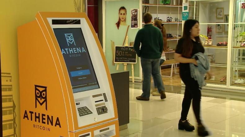 """Krisen-gebeuteltes Argentinien bekommt Bitcoin-Automat: """"BTC ist eine der Antworten bei Geldkrisen"""""""
