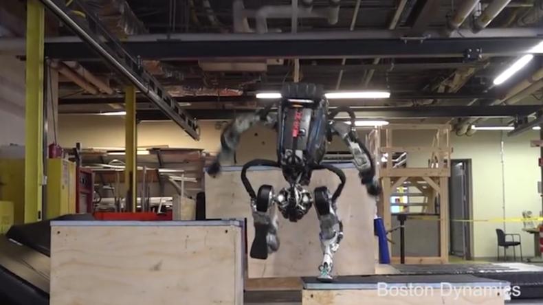Gruselig oder großartig? Boston Dynamics zeigt neue Roboterentwicklungen des Atlas- und Spot-Modells