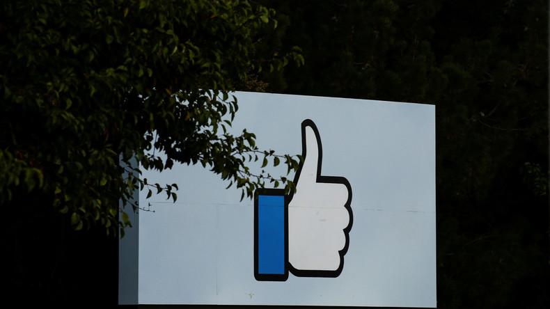 Facebook löscht Hunderte politische Seiten vor Zwischenwahlen in USA