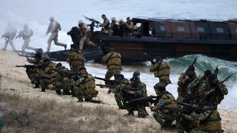 """Bundesregierung hat """"keine Erkenntnisse"""" über militärische Bedrohung aus Russland"""