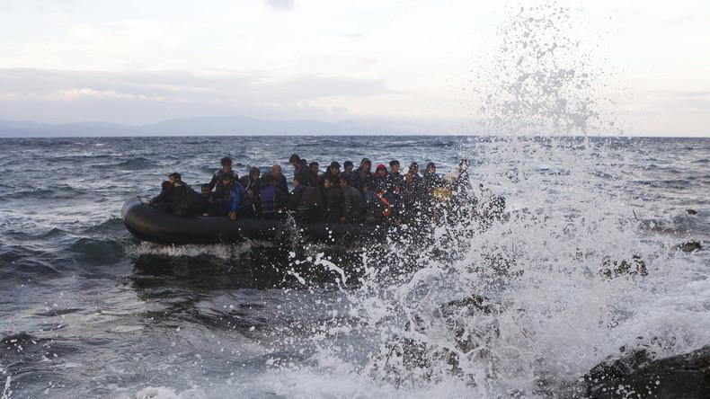 Drei Migranten bei Überfahrt nach Spanien gestorben – 18 Vermisste