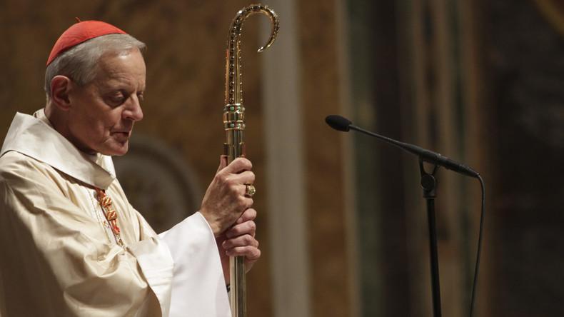 Missbrauchsskandal: Washingtons Erzbischof zurückgetreten