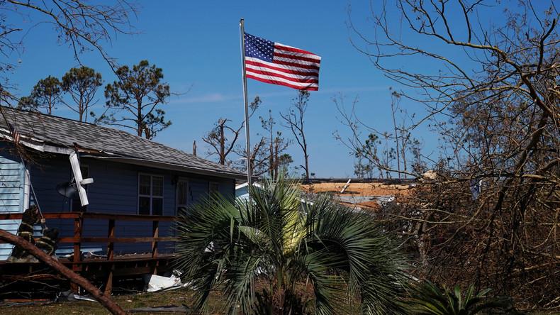 """Zahl der Toten durch Hurrikan """"Michael"""" steigt weiter"""