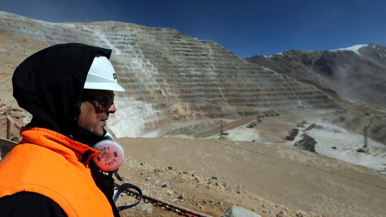 Aus für geplante Goldmine in chilenischen Anden