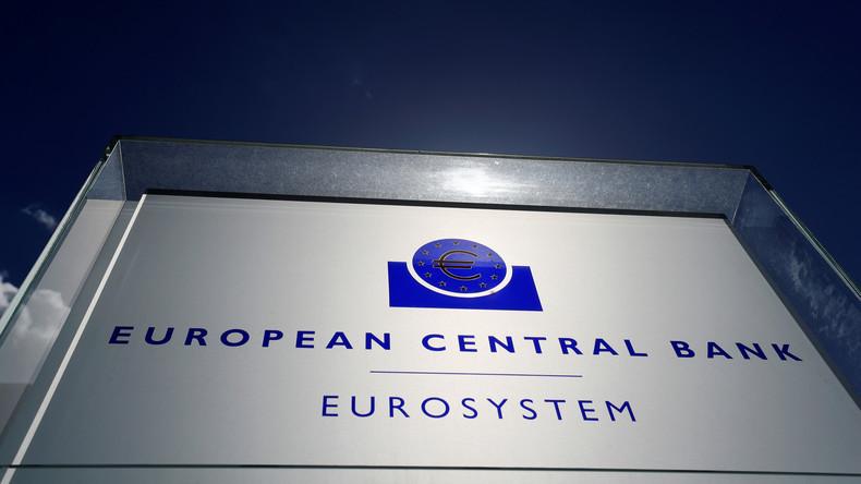 Banken fordern von EZB Ende der Negativzinsen