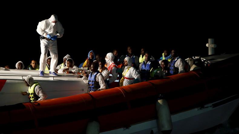 70 Migranten erreichen italienische Insel Lampedusa