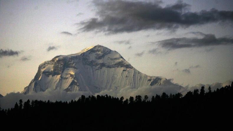 Bergsteiger sterben bei Schneesturm im Himalaya