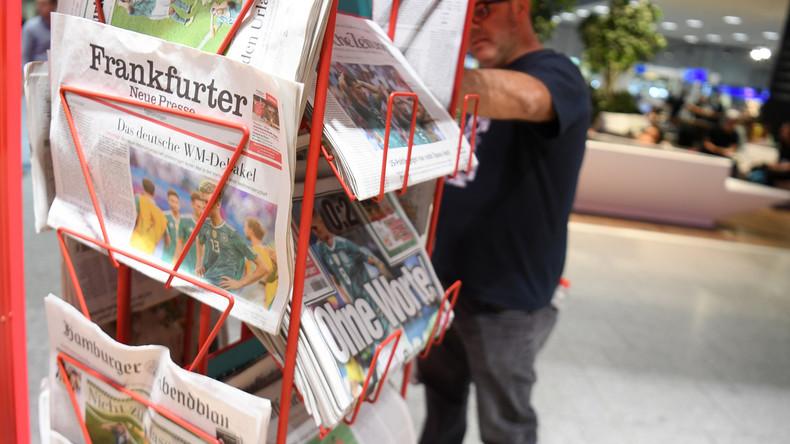"""""""Unteilbar"""", US-Richter Kavanaugh, Sojus-Rakete: Ein Wochenrückblick auf den medialen Abgrund"""
