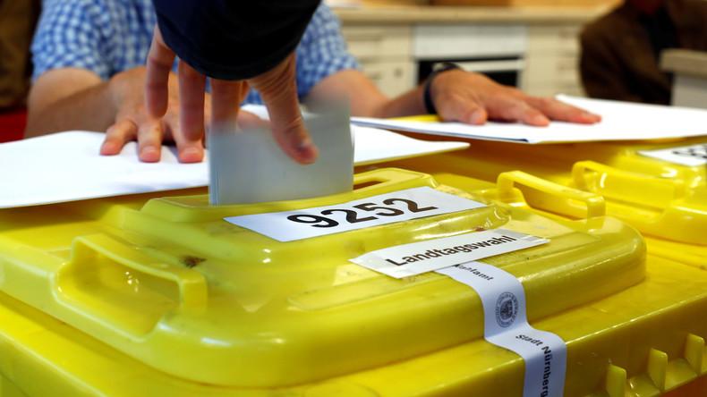 Live-Ticker zur Bayern-Wahl: Prognosen, Ergebnisse, Reaktionen