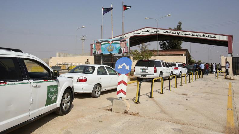 Syrien öffnet sich wieder der Region: Grenzübergang zu Jordanien heute eröffnet