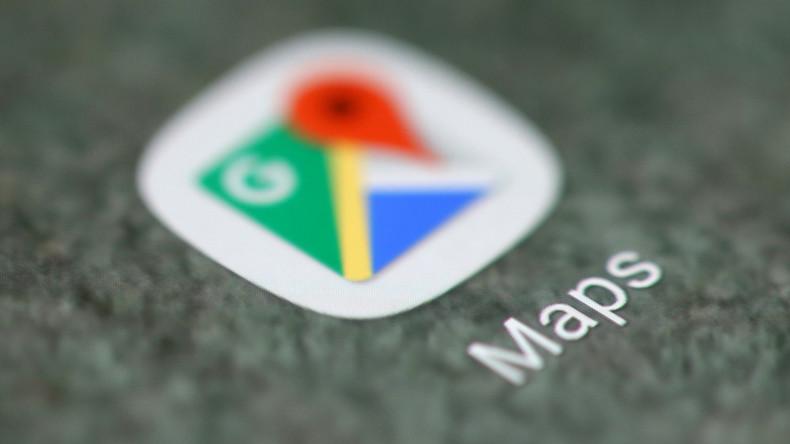 Mann entdeckt Gattin mit Liebhaber bei Google Maps - Scheidung