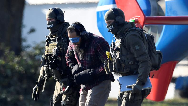 Abschiebung von 9/11-Terrorhelfer Motassadeq eingeleitet