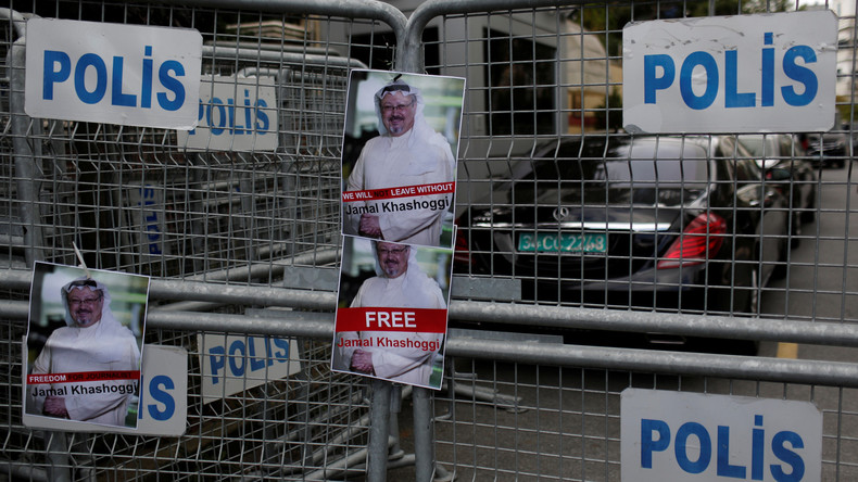 Fall Chaschukdschi Durchsuchung von saudischem Konsulat in Istanbul abgeschlossen