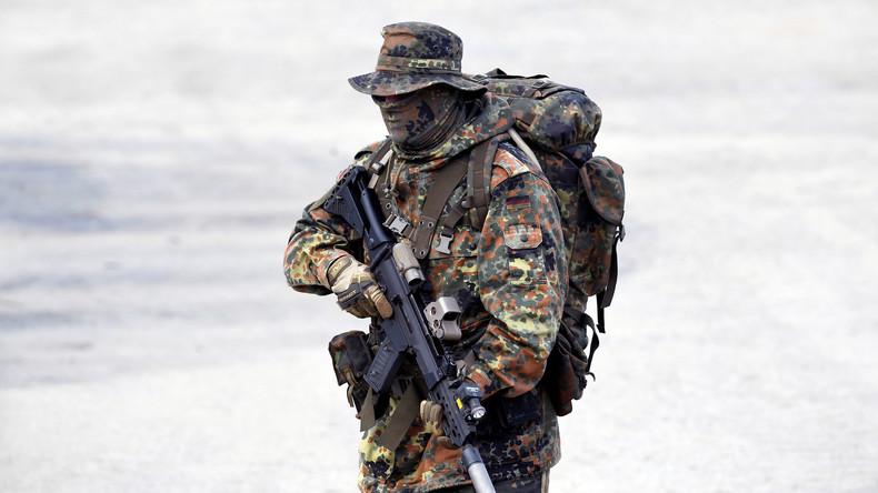 Bundeswehr entließ seit 2008 fast 200 Mitarbeiter wegen Rechtsextremismus