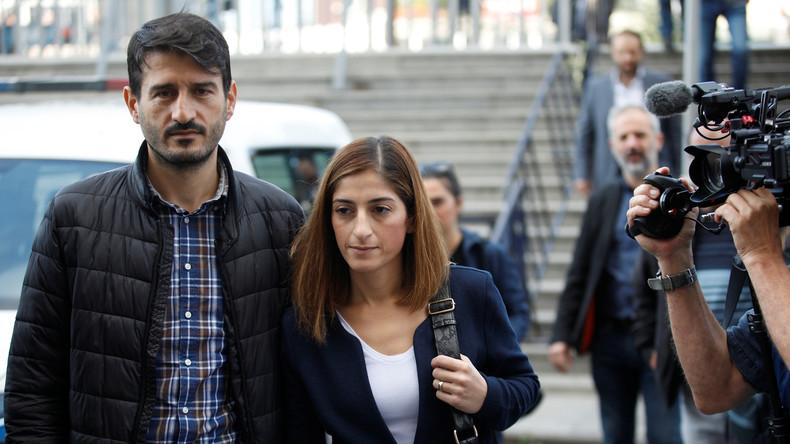 Ausreisesperre gegen Meşale Tolus Ehemann aufgehoben