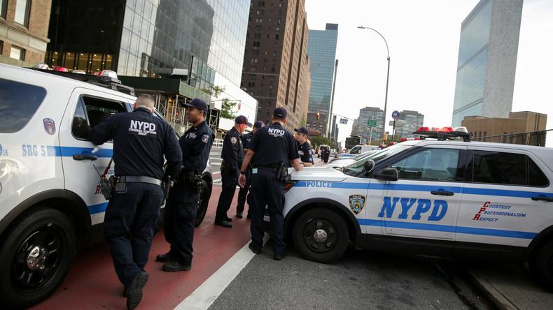 New York erlebt erstes Wochenende ohne Schüsse in 25 Jahren