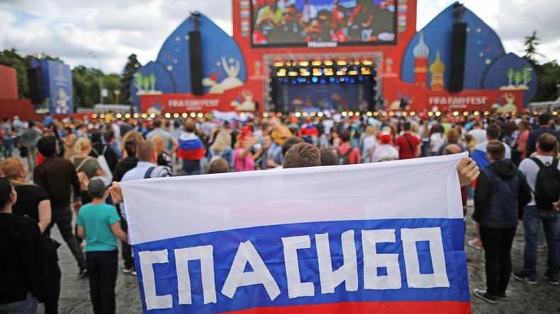 Organisationskomitee: Fußball-WM 2018 brachte russischer Wirtschaft über 12 Milliarden Euro