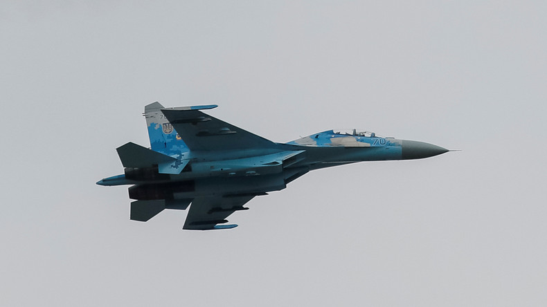 Ukrainisches Jagdflugzeug Su-27 bei NATO-Militärmanövern abgestürzt – beide Piloten tot